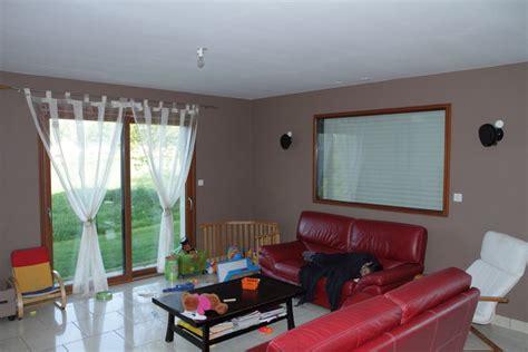 Decoration Salon Taupe by Deco Salon Taupe Blanc Noir