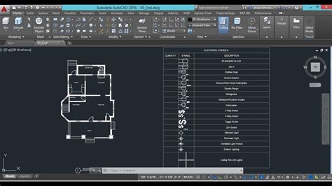 Drawing Electrical Plans In Autocad Creating A Dwraing