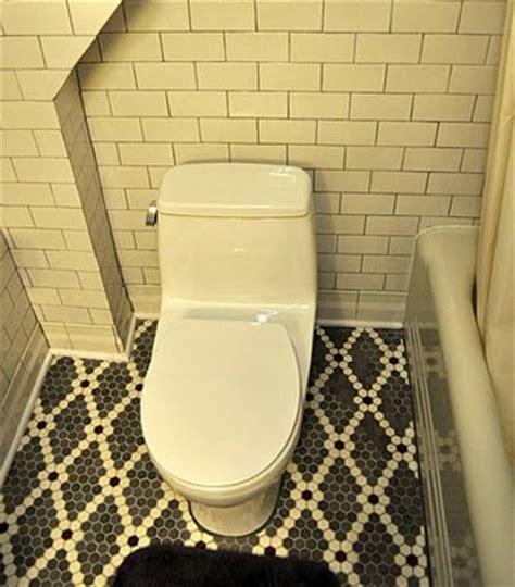 honeycomb bathroom floor tiles 90 best images about hexagon tiles on ceramics
