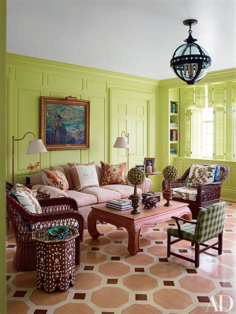 pistachio green bedroom 142 best architectural digest images on pinterest