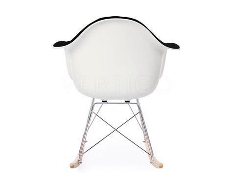 Charles Eames Rocking Chair Design Ideas Upholstered Rar Rocker Arm Chair Inspired By Designs Of Charles Eames Vertigo Interiors