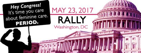 Detox Washington Dc by Detox The Box Rally For Safe Feminine Care Products In