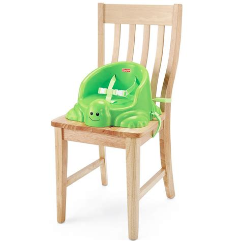 fisher price turtle booster child seat easy clip safety
