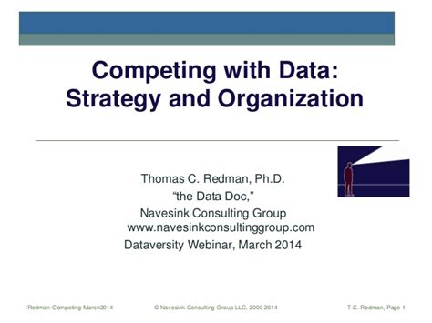 Learning And Performance Consultant At Sheryl Waxler Ph D Mba by The Cdo Agenda Competing With Data Strategy And