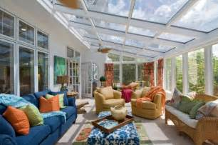 Sun Room In House Home In St Louis Traditional Sunroom St Louis By