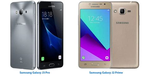 Harga Samsung J2 Pro Dan Prime samsung j3 pro vs j2 prime duel dua hape terjangkau