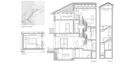 60s house renovation 60s house renovation treviso 2007 08 massimo benetton architect en