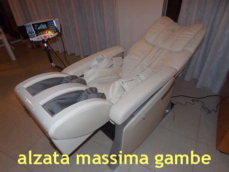 poltrone massaggianti fanno poltrona massaggiante shiatsu riscaldata mp3 beige o