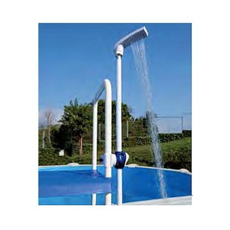 doccia piscina doccia gre per piscine fuori terra san marco