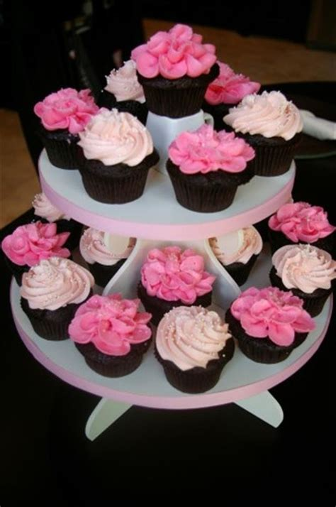 Baby Shower Cupcakes by Cupcake Baby Rattle Cake Baby Shower Ideas