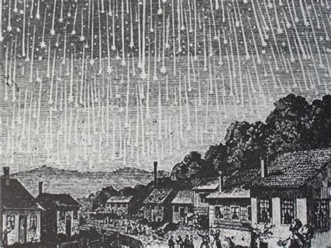 Meteor Shower Of 1833 by The Geminids Are Coming The Panama Digest