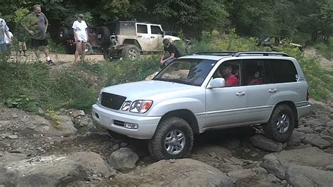 lifted lexus lx image gallery lexus lx 470 off road