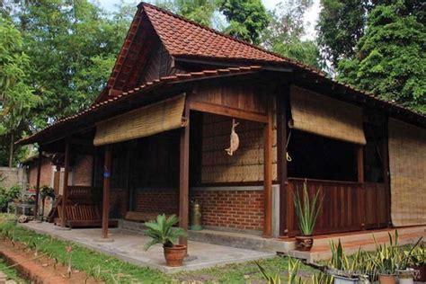 arsitektur desain rumah jawa klasik inspirasi designer