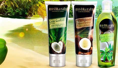 Produk Pelangsing Mustika Ratu tips perawatan rambut dengan produk mustika ratu