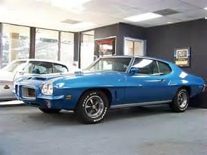 Pontiac Gto 1972 1972 Pontiac Gto For Sale Conroe