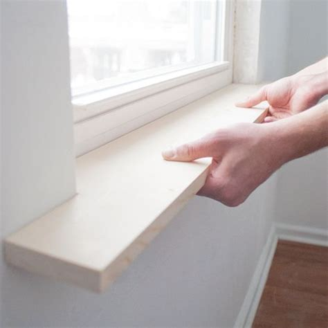 Where Can I Buy A Window Sill Best 25 Window Sill Ideas On