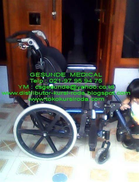 Kursi Roda Lipat Bekas kursi roda bekas tempat tidur bekas alat kesehatan bekas