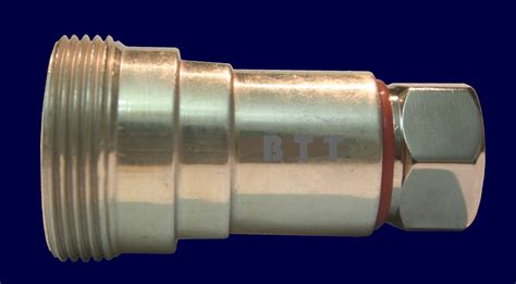 Conector N Isolator Teflon High Quality connectors 7 16 broadcast transmission technology sdn bhd