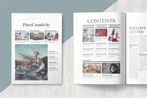 20 Indesign Tutorials For Magazine And Layout Design Magazine Template