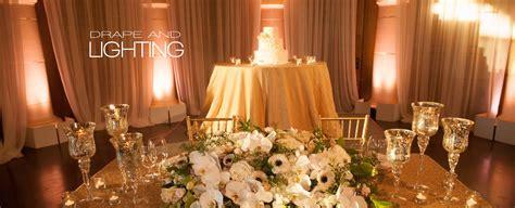 drape lighting lighting amospro weddings