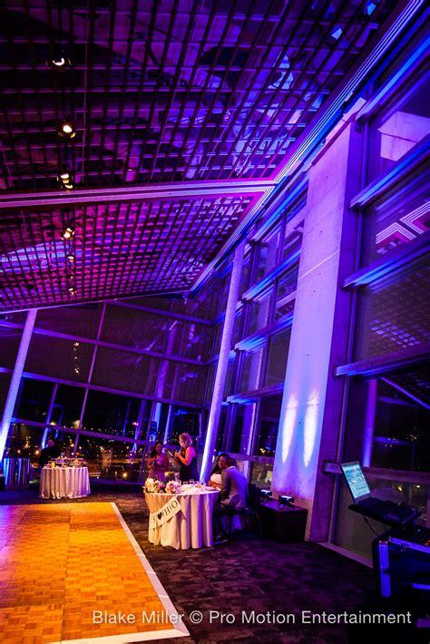 san diego wedding lighting san diego central library wedding san diego dj lighting