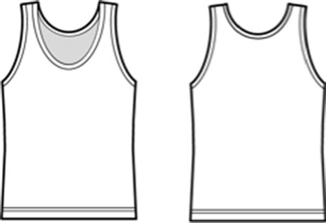 tank top template t shirts