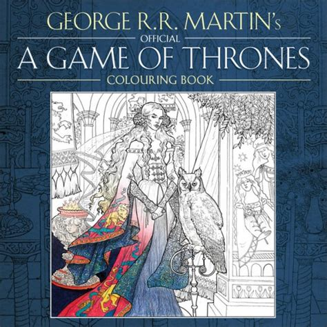 bantam books of thrones coloring book win a of thrones colouring book