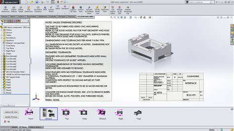 tutorial solidworks mbd will mbd change manufacturing forever