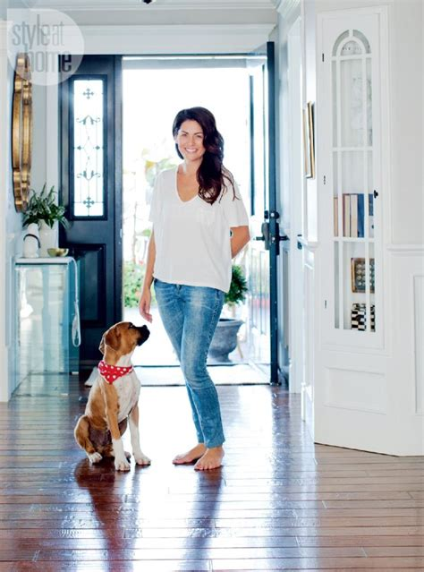 jillian harris eclectic home tour