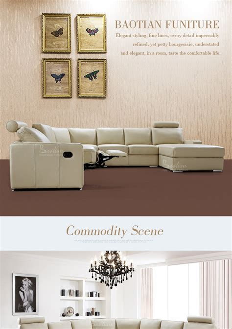 new cheers recliner sofa quality corner sofa furniture for