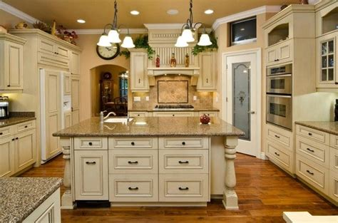 antique painted kitchen cabinets cream colored painted kitchen cabinets kitchen paint