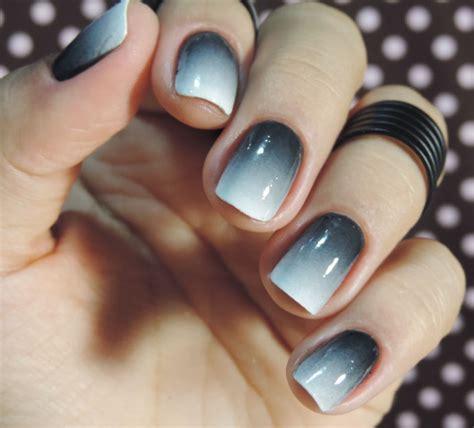 tutorial unhas instagram tutorial unhas 50 tons de cinza pausa para feminices