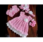 Vestido Bebe Crochet  Car Interior Design