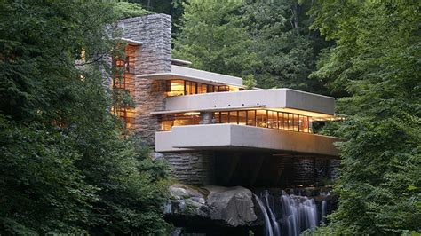 falling water architect 5 iconic frank lloyd wright architectural wonders that