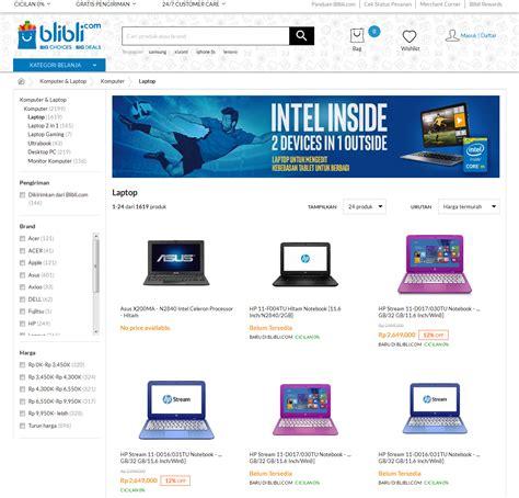 Harga Wakai Di Toko memilih laptop dengan harga murah di toko negeri pesona