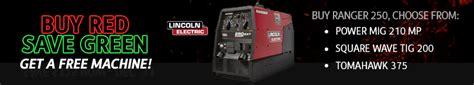 lincoln welder rebate lincoln ranger 250 gxt welder generator for sale k2382 4