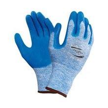 Sarung Tangan Ansell Hyflex 11 724 jual 37 185 chemical nitrile glove solvex ansell harga