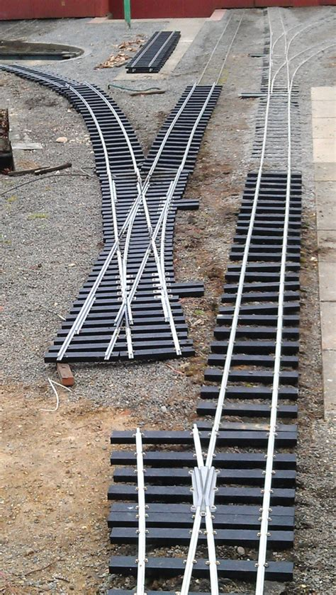 Recycled Plastic Sleepers by Track Signals And Infrastructure Recycled Plastic