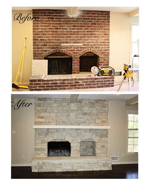 Refacing Brick Fireplace by Http Www Canyonstonecanada Wp Content Uploads