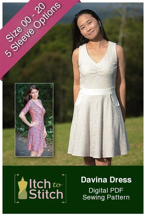 davina dress digital sewing pattern pdf itch to stitch davina dress digital sewing pattern pdf itch to stitch