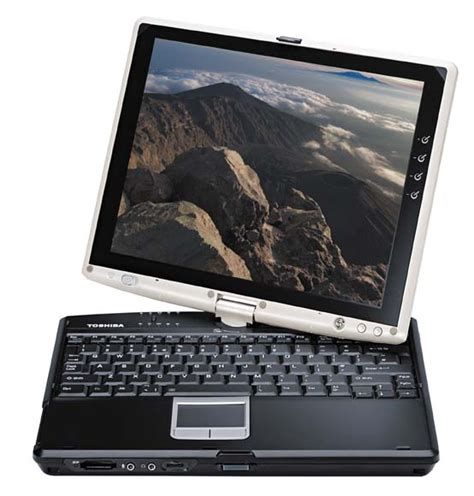 Hp Toshiba Tablet rugged pc review toshiba portege m205 tablet pc review
