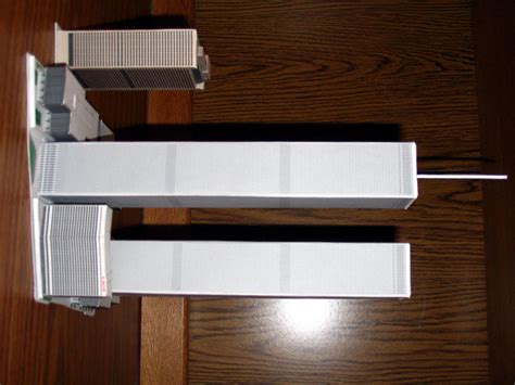 tower  paper model