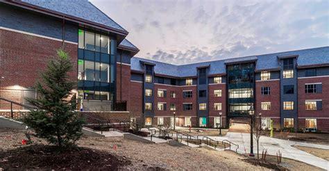 duke university trinity residence hall obrien atkins associates pa