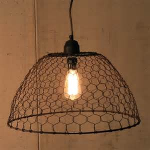 Basket Pendant Light Kalalou Nnl2017 Chicken Wire Basket Pendant L Pendant Lights At Hayneedle