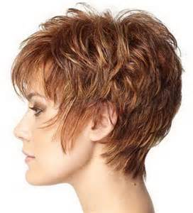 backs of hairstyles for 50 short haircuts for women over 50 in 2016