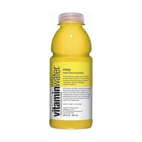 energy drink vitamins vitamin water energy drink quotes