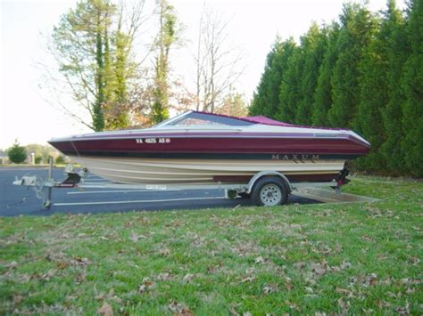 1991 maxum boat parts 1991 21ft maxum the hull truth boating and fishing forum