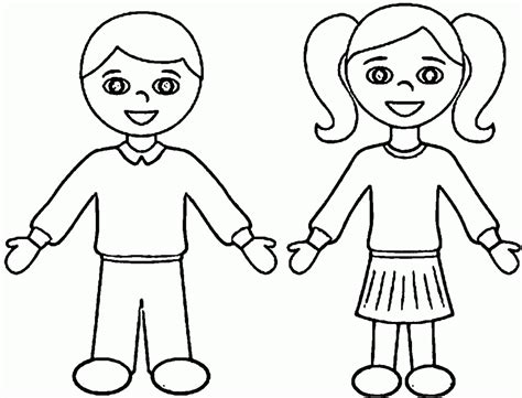 Unique Person Coloring Page 26 255 Color Pages For