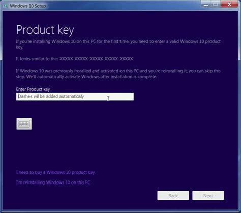 install windows 10 key schlie 223 t microsoft das upgrade loch im media creation