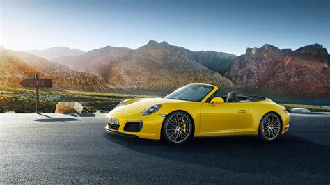 Porsche 911 Carrera 4s Gallery Downloads Porsche